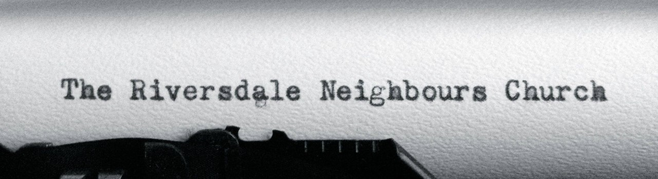 Riversdale Neighbors